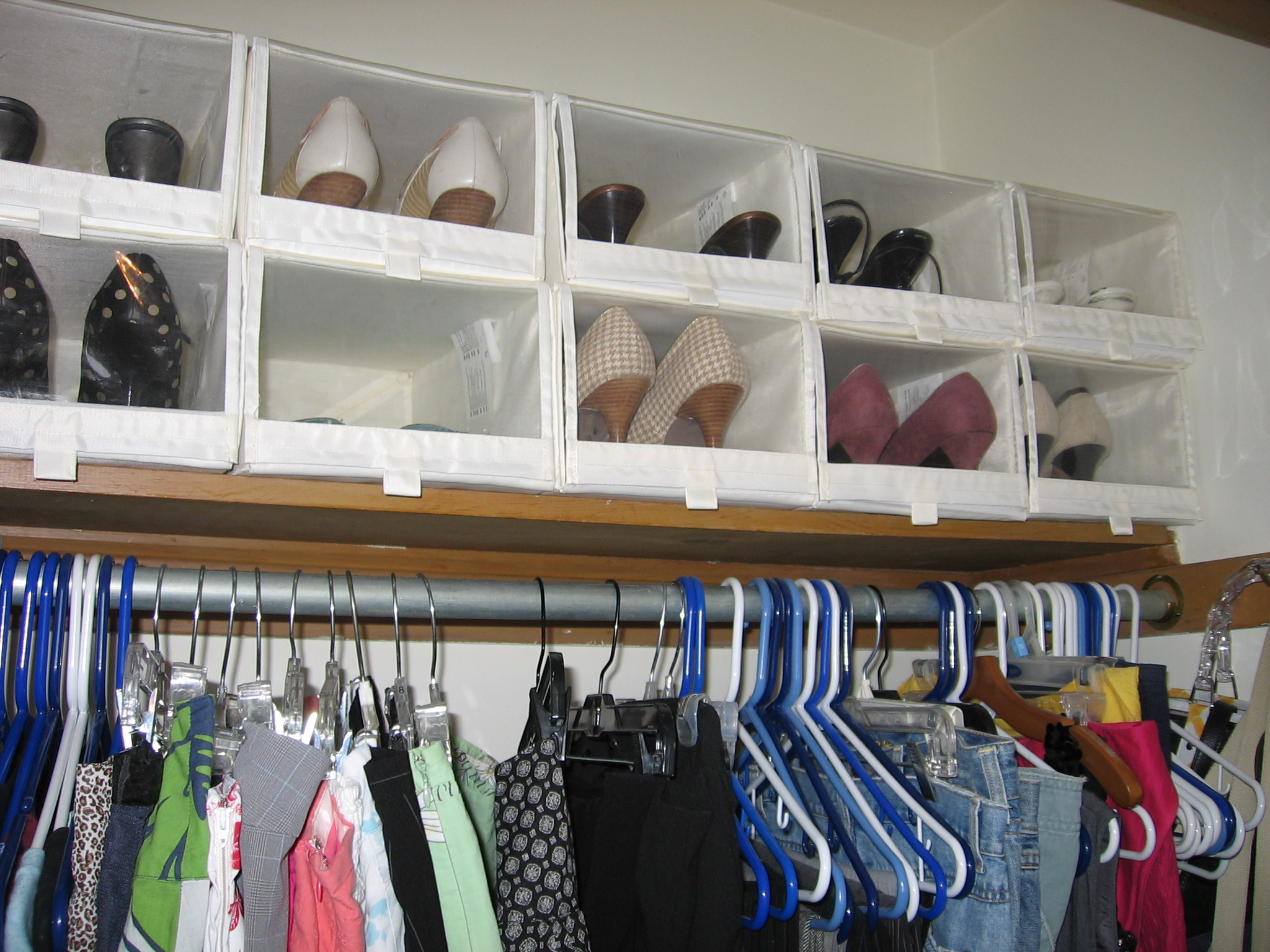 The With Help Me Organize My Closet
