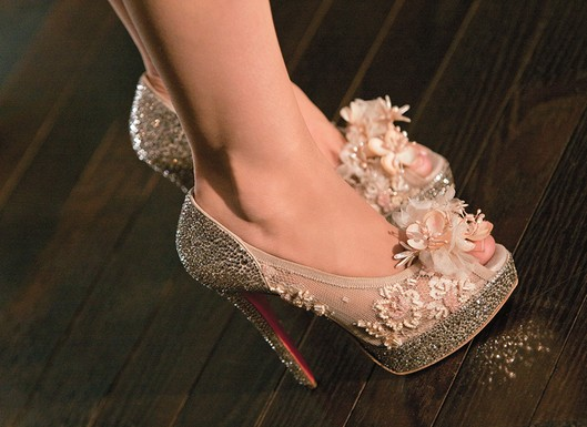 christina aguilera burlesque shoes. Christina Aguilera#39;s